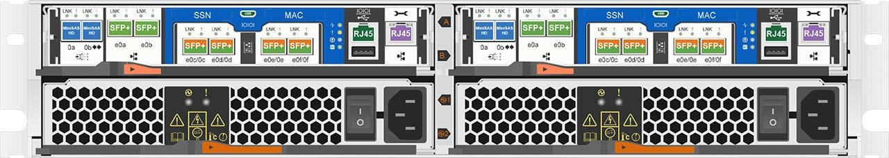 netapp alef demo C190